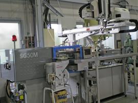 射出成形機 SG50M