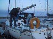 ヨット操船の基本教習