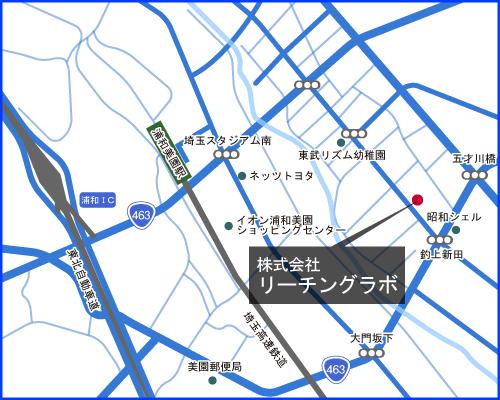埼玉県さいたま市岩槻区釣上新田1030-1