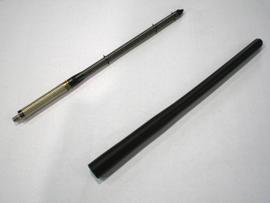 特殊インサート成形品【車載アンテナ】 材質:表皮TPU