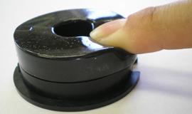 エラストマー樹脂の射出成形